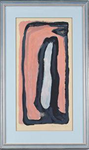 Kunstenaar: Bram van Velde• Titel: YRno.: 116•€ 875,-