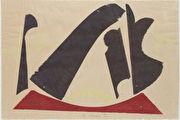 Kunstenaar: Carel Visser• Titel: z.t.• € 475,-