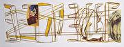 Kunstenaar: Toon Verhoef• Titel: Atlas•€ 600,-