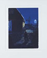 Kunstenaar: Siert Dallinga• Titel: Heerenveen1• € 350,-