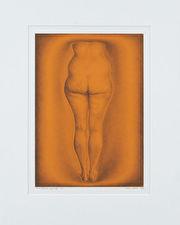 Kunstenaar: Kinke Kooi•Titel: Blue Rivers on my Legs•€ 350,-